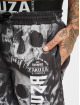 Yakuza Badebukser Muerte Skull Flex sort