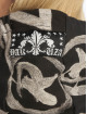 Yakuza Bluzy z kapturem Allover Funnel czarny 3