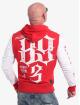 Yakuza Bluzy z kapturem Die Hard Two Face czerwony