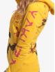 Yakuza Bluzy z kapturem Cherry Blossom zólty