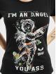 Yakuza Camiseta Angel Box Fit negro