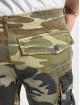 Yakuza Cargohose Two Tone camouflage