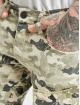 Yakuza Cargohose Splatter camouflage