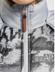 Yakuza Chaleco Brandig Quilted gris