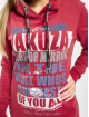 Yakuza Dress Mirror red