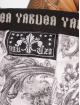 Yakuza Hettegensre Floral V02 Long Flex grå