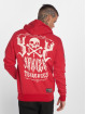 Yakuza Hoodie Destructive Tendencies red