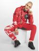 Yakuza Hoodies con zip Marble rosso 5