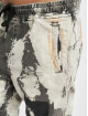 Yakuza Jean coupe droite Pescado Jogging blanc