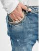 Yakuza Jean coupe droite 420 bleu