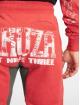 Yakuza Joggingbyxor Badge Sweat röd 4