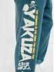 Yakuza Jogginghose Trouble Loose blau