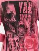 Yakuza Kleid Feather rosa