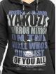 Yakuza Kleid Mirror schwarz