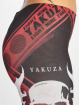 Yakuza Legging Crossline schwarz