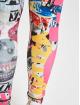Yakuza Leggings/Treggings 80s kolorowy