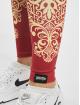Yakuza Leggings/Treggings Ornamentic red