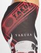 Yakuza Leggings/Treggings Crossline svart