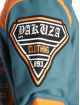 Yakuza Lightweight Jacket Lily Skull Two Face Training blue 4