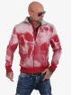 Yakuza Lightweight Jacket Muerte Skull red