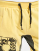 Yakuza Pantalone ginnico Badge giallo