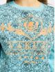 Yakuza Pullover Crests blue