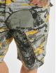 Yakuza Short Knuckle Skull camouflage