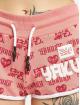 Yakuza Short Logo Love pink