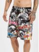 Yakuza Shorts Sick Allover Board bunt