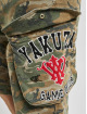 Yakuza Shorts 893 College camouflage