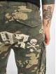Yakuza Shorts Death Core kamuflasje