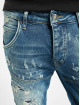 Yakuza Slim Fit Jeans Gimp V02 blau