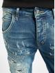 Yakuza Slim Fit Jeans Gimp V02 blu