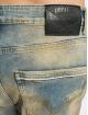 Yakuza Straight Fit Jeans Lechuga blau