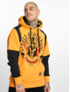 Yakuza Sweat capuche Mexica Two Face jaune 0
