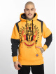 Yakuza Sweat capuche Mexica Two Face jaune 2