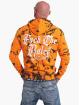 Yakuza Sweat capuche Rules Batik orange