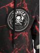 Yakuza Sweat capuche zippé Marble noir 4