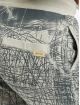 Yakuza Sweat Pant Scratched grey