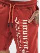 Yakuza Szorty Pointing Sweat czerwony