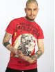 Yakuza T-paidat Loyality punainen 0
