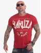 Yakuza T-paidat Boobs punainen