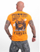 Yakuza T-shirt Fly apelsin