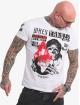 Yakuza T-shirt Earth bianco