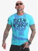 Yakuza T-Shirt Apology blau