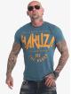 Yakuza t-shirt Boobs blauw