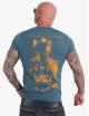 Yakuza T-shirt Boobs blu