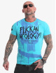Yakuza T-shirt Apology blu