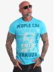 Yakuza T-shirt People blu
