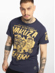Yakuza T-Shirt Enemy blue 0